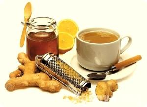 Как приготовить чай с имбирём