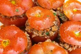Фаршированные помидоры рецепты приготовить