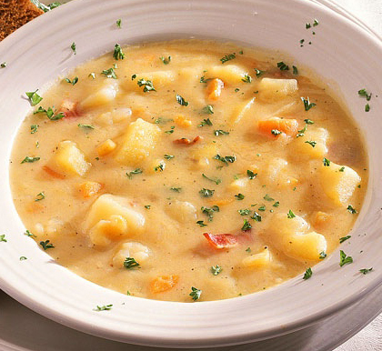 картофельный суп пюре в блендере рецепты