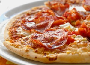 рецепт как приготовить пиццу