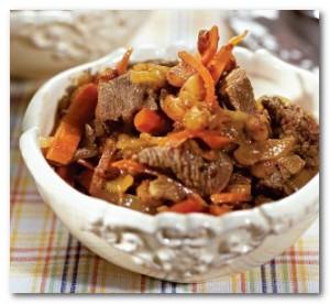 Как приготовить тушёное мясо