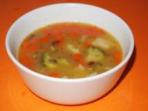 Гороховый суп дал