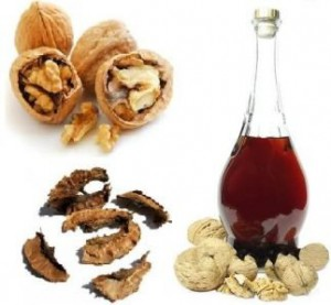 Настойка грецких орехов на водке